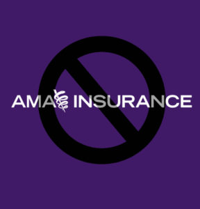 AMA Disability Insurance Beware